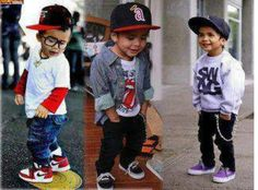 Ohh yes my lil boy will be swaged out from head to toe