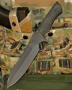 Medford Knives Jungle Fighter
