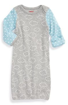 Skip Hop Graphic Cotton Gown (Baby Boys) available at #Nordstrom
