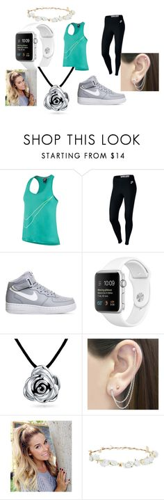"""Ashton(ghost hunt outfit)"" by explorer-14484921021 on Polyvore featuring NIKE, Bling Jewelry, Otis Jaxon and Robert Rose"
