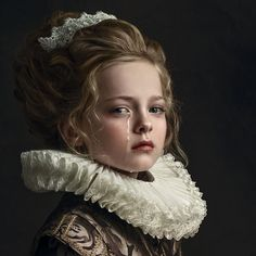 Photographer Gemmy Woud-Binnendijk Captures Portraits In The Style Of Old Master Painters Gemmy Woud-Binnendijk is a Dutch fine art photographer whose portrait photos may make you feel like you're walking through a museum. Her style is i… drwong. Fine Art Photography, Portrait Photography, Painter Photography, Exposure Photography, People Photography, Photography Ideas, Fashion Photography, Portrait Photos, Female Portrait