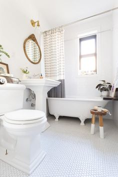 Before and After: A NYC Co-op's Gut Renovation | Apartment Therapy