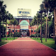 Florida Gators Football Stadium