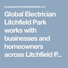 Global Electrician Litchfield Park works with businesses and homeowners across Litchfield Park to provide affordable electric repair services. Guaranteed quality work at affordable rates, call us on (623) 226-4226 for further information. #LitchfieldParkElectrician #ElectricianLitchfieldPark #ElectricianLitchfieldParkAZ #LitchfieldParkElectricians #ElectricianinLitchfieldPark