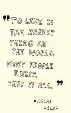 Live life to the fullest!!