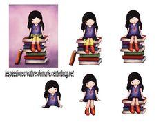 3D FILLE Image 3d, Amigurumi Doll, Fairy, Teen, Clip Art, Wonder Woman, Kawaii, Superhero, Children