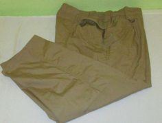 Men's 5.11 511 Tactical Series Cargo Pants Size 40 x 27 - Beige #511Tactical #Cargo