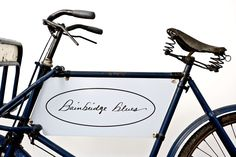 vintage bike . . .