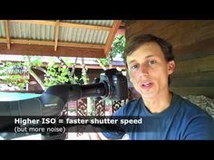 Digiscoping. What Shutter Speed?