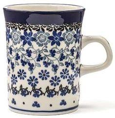 Bunzlau Small Mug 150 ml Belle Fleur