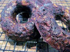 Paleo Musings: Chocolate No-Cheat Doughnuts