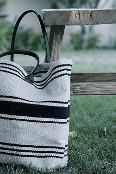 DIYable French market bag
