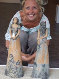 Keramiker Elisabeth Helvin.