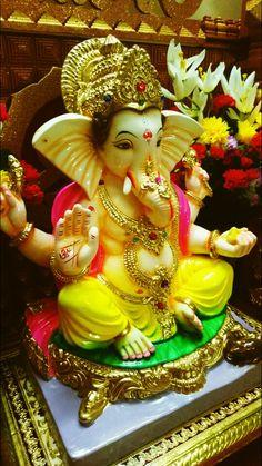 Shri Ganesh Images, Ganesha Pictures, Ganesh Lord, Lord Shiva, Clay Ganesha, Happy Ganesh Chaturthi Images, Shani Dev, Ganesh Idol, Ganesh Wallpaper
