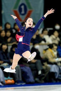 真凜、今年の漢字は勢「ぶっとばした1年に」 / デイリースポーツ #勢 #漢字 #本田真凛 #フィギュアスケート