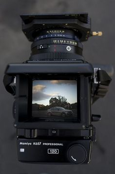Mamiya RZ67 Pro II in the Field | Flickr - Photo Sharing!
