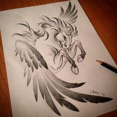 Un altro sketch di mezzanotte. Tattoo On, Lion Tattoo, Chest Tattoo, Dream Tattoos, Dog Tattoos, Animal Tattoos, Drawing Prompt, Guy Drawing, Pegasus Tattoo