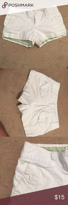 American Eagle shorts!! Still in good condition, very comfy!! American Eagle Outfitters Shorts