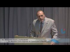 """Conferencia Dr. Zaffaroni - """"El Debate de la culpabilidad penal"""" - YouTube"""