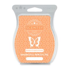 Scented Wax Melts/ Tarts: Lasts Hrs. Aloha Citrus Scentsy Bar: A fresh tide of tangerine, jade blossom and vetiver. Idaho, Scentsy Australia, Sweet Mandarin, Cube Design, Wax Warmers, Scented Wax Melts, Grapefruit, Scentsy Bar, Jade
