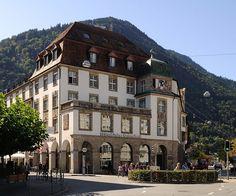 Chur: Hauptstelle der Graubündner Kantonalbank