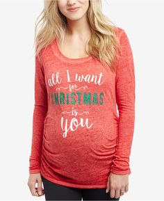 c54a46fcf83fc 85 Best Christmas Maternity images in 2018 | Pregnancy, Pregnant ...