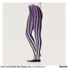 Cute Cool Stylish Chic Elegant Unique Pattern Leggings