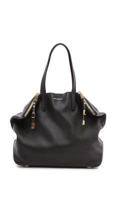 Michael Kors Collection Miranda Zips Large Shopper