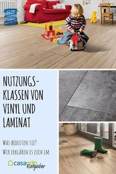 Nutzungsklassen Von Vinyl Und Laminat