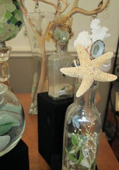 Beautiful #beach themed #homedecor & #jewelry