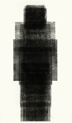 Available for sale from Alan Cristea Gallery, Antony Gormley, Inhabit Woodblock on Saunders 190 gsm smooth paper, × 134 cm Paintings Famous, Famous Art, Famous Sculptures, Metal Sculptures, Bronze Sculpture, Wood Sculpture, Black White Art, Antony Gormley, Contemporary Abstract Art
