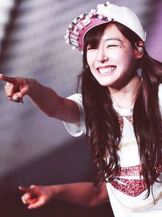 Tiffany Hwang Miyoung SNSD/Girls' Generation