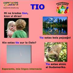 Esperanto Movado: [GRAMATIKERO] TIO
