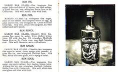 Rezepte - Meermaid Infused Rum - feinster Rum aus Berlin!