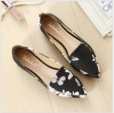 0e679baa9 Women New 2018 Fashion Loafers - Free Shipping. Pointed LoafersHeeled  LoafersComfortable FlatsCheap FashionFashion ShoesFlower ...