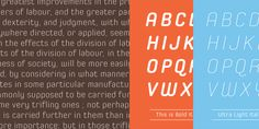 Spoon by Flat-it type foundry   Type Project : Dharma Type