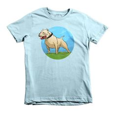 Pitbull Short sleeve kids t-shirt