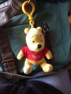 pooh bear key chain