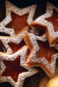 Great Desserts, Holiday Baking, Christmas Desserts, Christmas Treats, Baking Recipes, Cookie Recipes, Dessert Recipes, Cannoli Cake, Food Garnishes