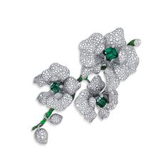 Slideshow:Diana Zhang's New Jewelry Line 'Orchid King' by…