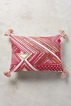 Alsara Pillow #anthropologie