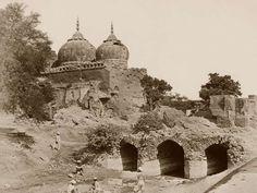 75 stunning images from the Sepoy Mutiny of 1857 - Felice A Beato/Getty Images Delhi City, Taj Mahal, British, History, Travel, Indian, God, Dios, Historia