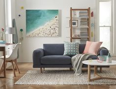 Folded 3 Seat Sofa $1799 #freedomaw15 #freedomaustralia
