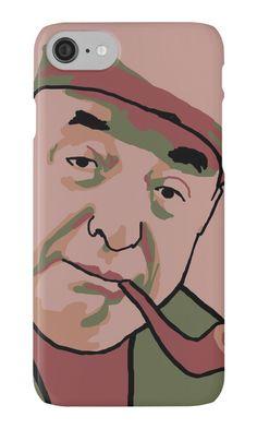 Pablo Neruda by savantdesigns
