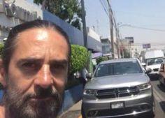 Exhiben a choferes de Vázquez Mota por estacionarse en lugar prohibido