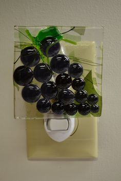 Grapes Night Light. $22.00, via Etsy.