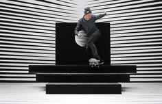 skaterboy hotness: AMBIVALENT art x skate lookbook video
