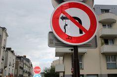 Boulevard Babin Chevaye à Nantes / France