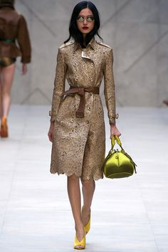 Burberry Prorsum Spring 2013 RTW - Runway Photos - Collections - Vogue