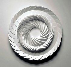 paper-cutting-circles by Andrea Hamer  A Mad, Rare Hen